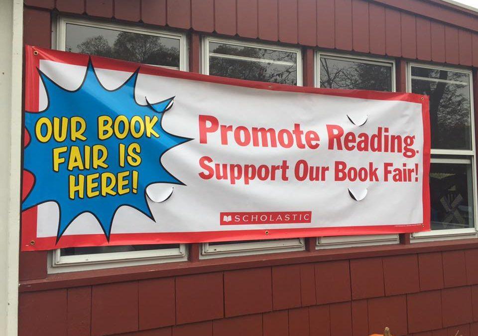 Annual Book Fair at West Hills Academy