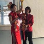 West Hills Academy Celebrates Chinese New Year with A Special Cultural Presentation with the Dix Hills Chinese School and Cultural Association.
